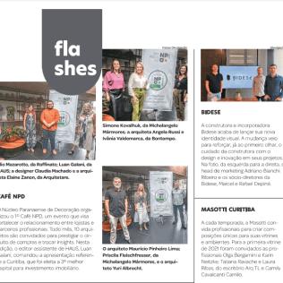 Revista Pinó - Flashes
