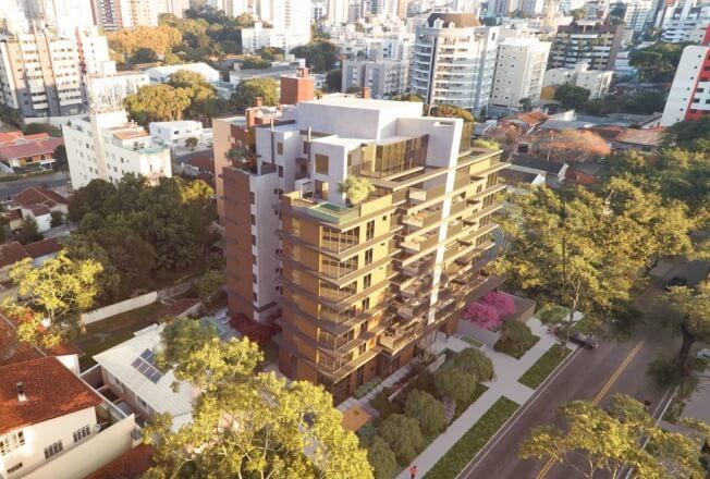 Edifício Guará conta com conforto térmico em todas as unidades